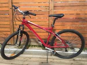 "QUICK SALE - Excellent Condition 21 Speed 16.5"" Infinity Bike"