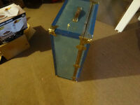 Armed Forces Barrack Box or Foot Locker in excellent condition