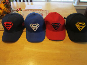 Superman Action comics baseball cap