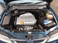 Vauxhall vectra ls 1.8 petrol