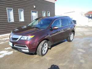 REDUCED ***2010 Acura MDX TECH SUV *** NEW TIRES***REAR DVD***