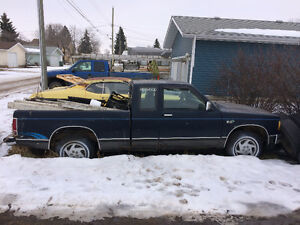 1984 GMC Jimmy Coupe (2 door)