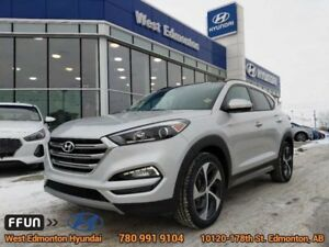2017 Hyundai Tucson 2.0L SE AWD  leather heated seats panoramic