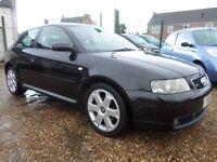 Audi S3 Quattro (black) 2001