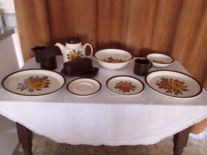Set de vaisselle de 8 couverts