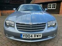 Chrysler Crossfire 3.2 auto MODERN CLASSIC LOW MILEAGE stunning looking