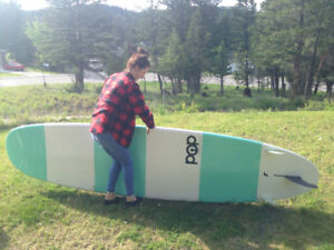 """POP Paddleboard 11'6"""" with matching POP paddle"""