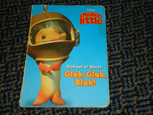 Fish out of Water: Glub, Glub, Blub (Disney's Little Chicken) Bo