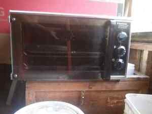 Toastmaster convection toaster oven