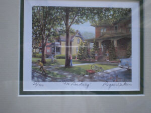 2-Roger Witmer Limited Edition Prints Kitchener / Waterloo Kitchener Area image 4