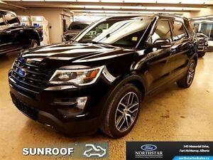 2016 Ford Explorer Sport   - $288.76 B/W