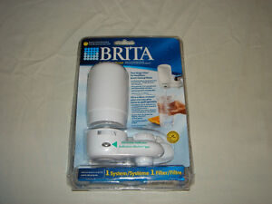 BRITA On Tap-NEW AND SEALED!
