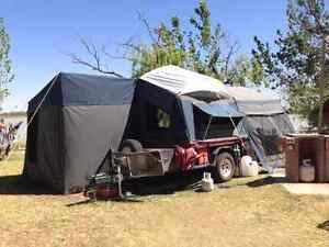 Camper trailer Craiglie Cairns Surrounds Preview