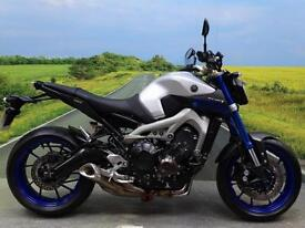 Yamaha MT-09 ABS 2015 **only 1600 miles!, One Former Keeper**