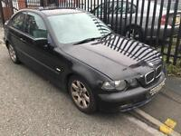 2003 03 BMW 316 1.8SE Compact