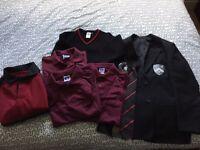 Ramsey academy Halstead uniform bundle