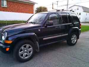 Jeep Liberty Limited 2005