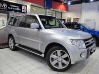 2011 MITSUBISHI SHOGUN 3.2 DI DC [197] Equippe Auto 7 Seats FULL LEATHER