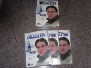 Shackleton series - BBC - Kenneth Branagh