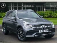 2020 Mercedes-Benz GLC GLC 300de 4Matic AMG Line 5dr 9G-Tronic Auto Estate Diese