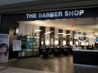 Full - time barbers