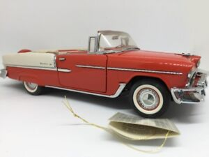 Franklin Mint 1:24  Chevy Bel Air Convertable