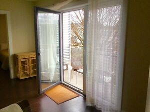 Brand new Furnished one bedroom and den of Halifax Commons