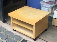 IKEA Birch TV Table