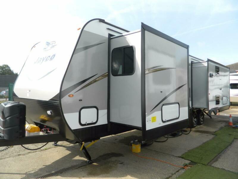 Jayco Jay Flight 34rsbs American Travel Trailer Showmans Caravan Rv 5th Wheel In Northampton Northamptonshire Gumtree