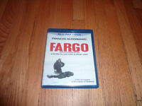 Fargo Blu-ray and Dvd Combo Coen Brothers