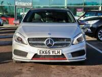 2015 Mercedes-Benz A Class A250 4Matic Engineered by AMG 5dr Auto Hatchback Petr