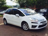 CITROEN C4 PICASSO 1.6 HDI AUTOMATIC LOW MILES FREE DELIVERY 2495