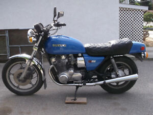 1979 Suzuki GS850G & 850 parts bike