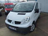 Renault Trafic SL27 DCI + 4 SVS + JUST SVS + 1 OWNER + 2 KEYS