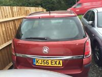 Vauxhall Astra mk5 automatic estate faulty gearbox spare or repair does not run