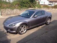 Mazda rx8 66k mot just had decat exauhst and hot cold engine treatment 300 miles ago