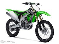 Looking for 125cc Dirt Bike