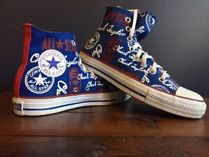 Chuck Taylor Converse Limited Edition for sale