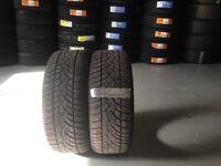 225/50R/18 2 Used Dunlop Winter 3D RF @ Auto trax City of Toronto Toronto (GTA) Preview