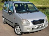 2002 Suzuki Wagon R 1.3 GL