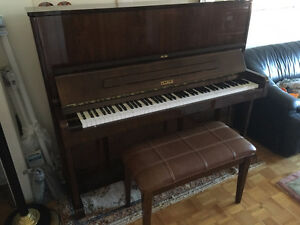 Petrof Full Upright Piano for Sale $4000 or OBO