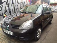 Renault Clio 1.5 dci genuine low mileage