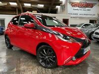 2017 Toyota AYGO x-style Hatchback Petrol Automatic