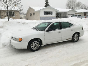 2003 Pontiac Grand Am SE Sedan