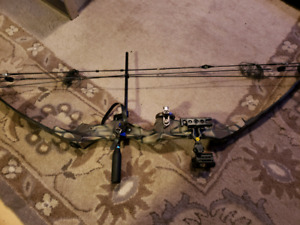 70 lb. Bear compound bow