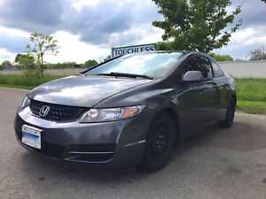 2011 Honda Civic LX Coupe (2 door)