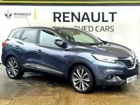 2018 Renault Kadjar RENAULT KADJAR 1.3 TCE Signature Nav 5dr SUV Petrol Manual
