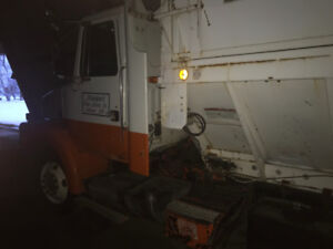 1994 Volvo Cab Chassis
