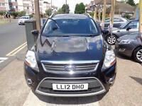 2012 12 FORD KUGA 2.0TDCi 163 4x4 TITANIUM AUTO GOOD AND BAD CREDIT CAR FINANCE