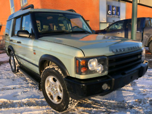 2004 Land Rover Discovery SE7 only 100K!!